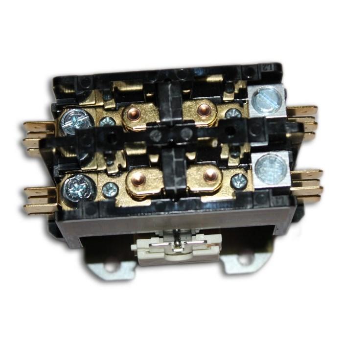 CONTACTOR 2P-32FLA 24v 50/60hz RCD