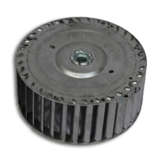 "INDUCER WHEEL 3-13/16""DX1-5/8""W 5/16"" SHAFT CW FRM HUB RCD"