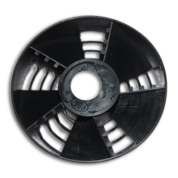 INDUCER FAN AND CLIP RCD