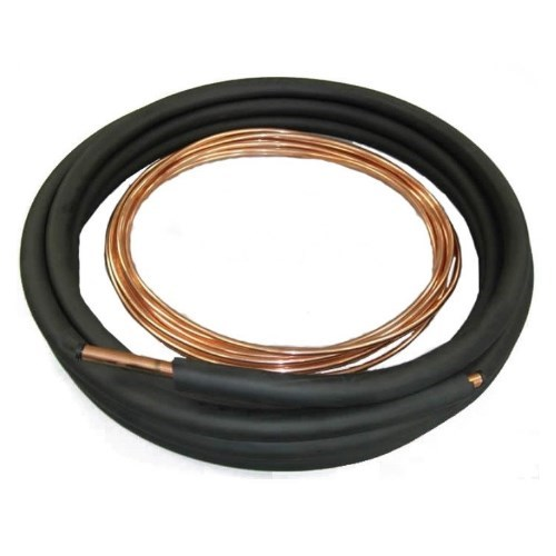 LINESET 40ft 3/8in LIQUID LINE 5/8in SUCTION LINE 3/4in WALL (7), item number: 40-610-3/4