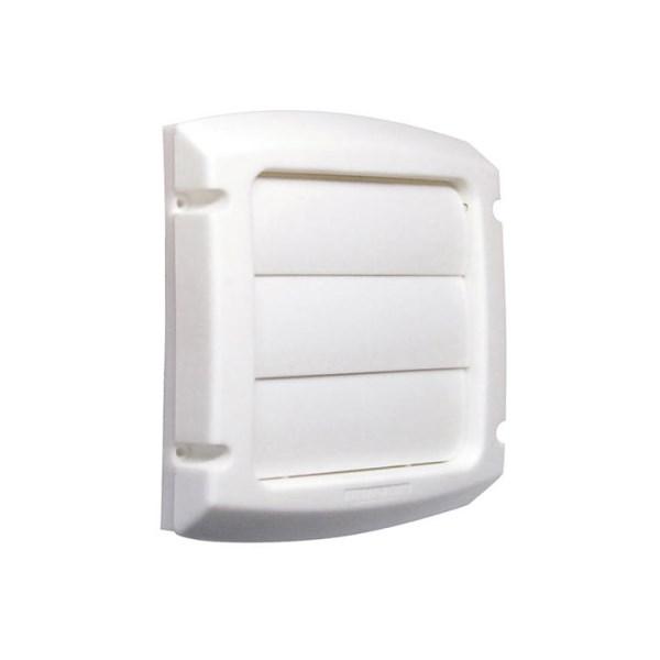 VENT CAP LOUVER WHITE 6in PROVENT DUNDAS JAFINE (36), item number: LC6WX