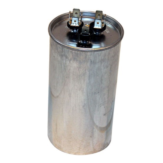 CAPACITOR DUAL 370v 80mfd WHEN GONE USE P291-8074R, item number: P291-8073RS