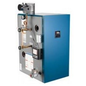 BOILER STEAM SPARK IGNITION NAT GAS 150 mbh UTICA, item number: PEG150BIDE