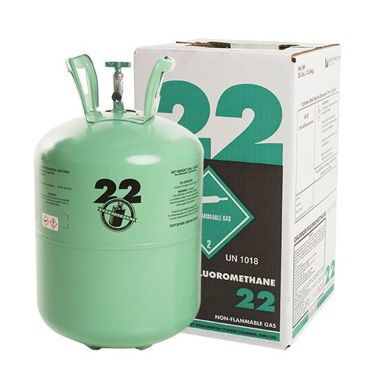 REFRIGERANT R22 30 lb., item number: R-22-30