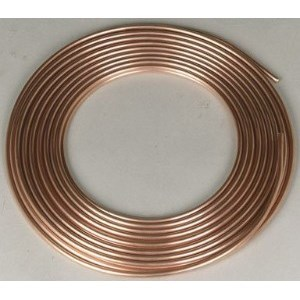 "TUBE COPPER REFRIGERATION 3/8""x50'  (1)"