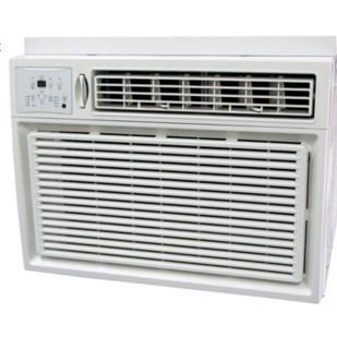 ROOM AIR CONDITIONER w/ HEAT 17 mbh COOL 9 mbh HEAT 230/208v