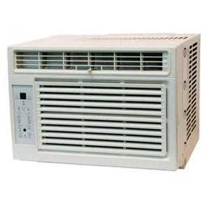ROOM AIR CONDITIONER w/ HEAT 8 mbh COOL 4 mbh HEAT 115V