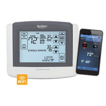 TSTAT WI-FI 3 HEAT 3 COOL APRILAIRE, item number: RP-8910W
