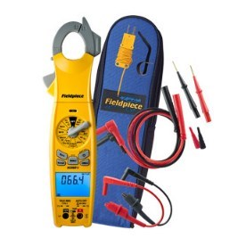 CLAMP METER SWIVEL HEAD WIRELESS FIELDPIECE