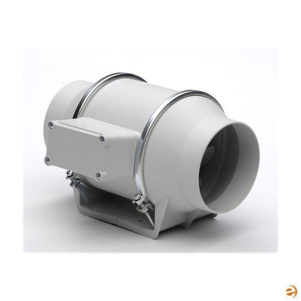 DUCT FAN 4in 135cfm INLINE S&P, item number: TD-100X