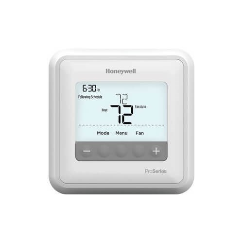 TSTAT T4 PRO 1 HEAT 1 COOL HONEYWELL (12), item number: TH4110U2005