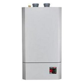 BOILER WALL MOUNTED STAINLESS STEEL 60-299 MBH 94% UTICA