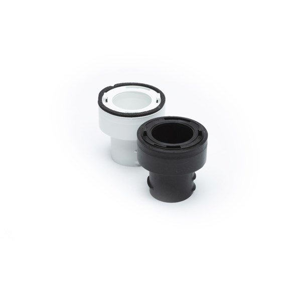 COUP SUPPLY DUCT TWIST FIT(1=1) (1WH,1BL,1GASKET)     UNICO (6), item number: UPC-38TC