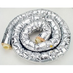 SOUND ATTENUATOR TUBING 12ft R8 UNICO (6), item number: UPC-26C-R8