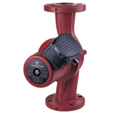 CIRCULATOR PUMP 115v WITH CHECK VALVE 1/6hp 3 SPEED GRUNDFOS, item number: UPS26-99FC