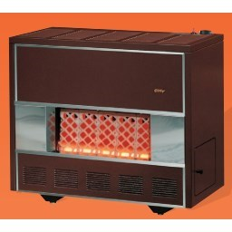 CONSOLE HEATER RADIANT FRONT 35 mbh NAT GAS COZY, item number: VCR351A