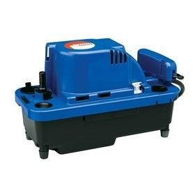 CONDENSATE PUMP NXTgen 115v WITH SAFETY SWITCH LITTLE GIANT, item number: VCMX20ULS