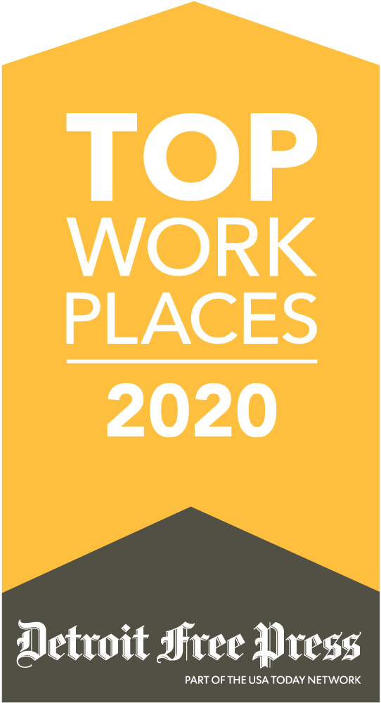 Michigan's Top Workplaces 2020